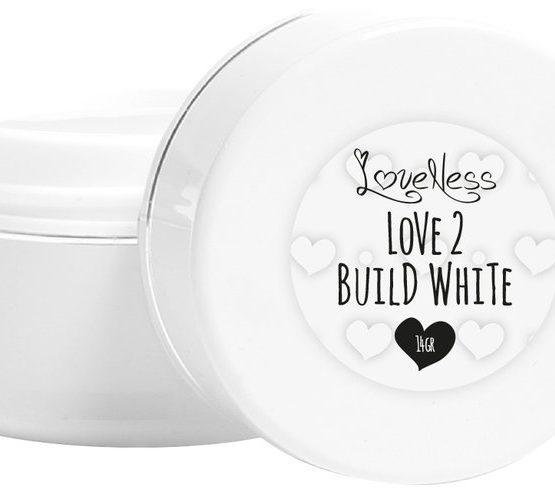 LoveNess Builder Gel White