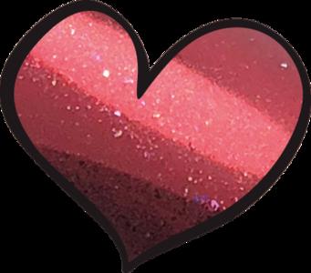 LoveNess Chrome Powder Red
