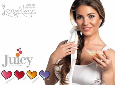 LoveNess Gelpolish Juicy Collection