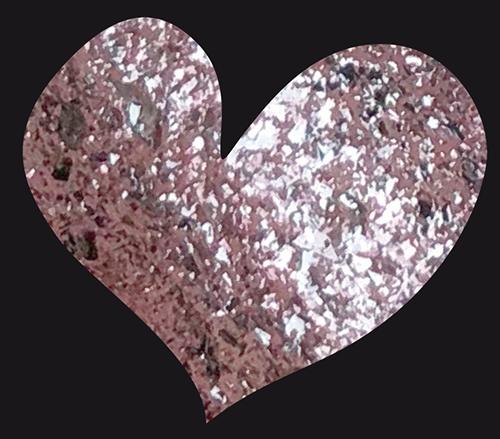 LoveNess Gelpolish SEM011 Rose Metal 7ml