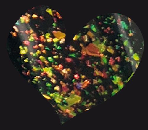 LoveNess Gelpolish SEM018 Aurora 7ml swatch