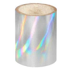 Lecenté Nail Foil Pure Silver 1,5m.