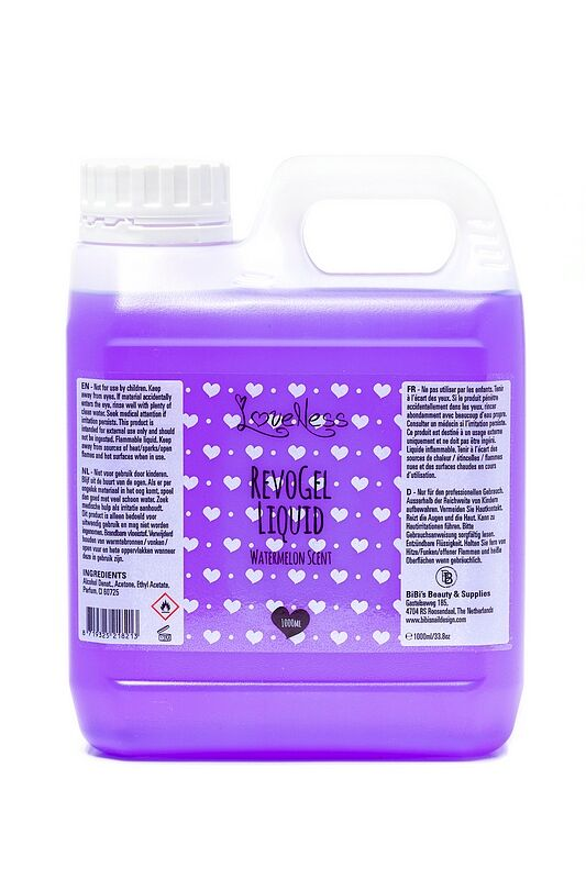 LoveNess RevoGel Liquid 'Watermelon Scent' 1000ml