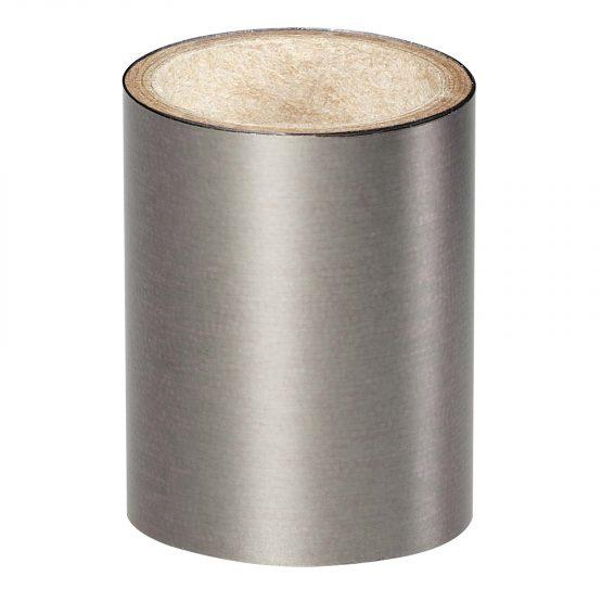 Lecenté Nail Foil Gunmetal 150 cm