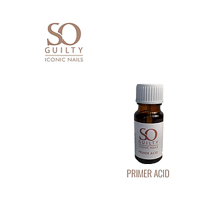 SO GUILTY Primer Acid 5 ml