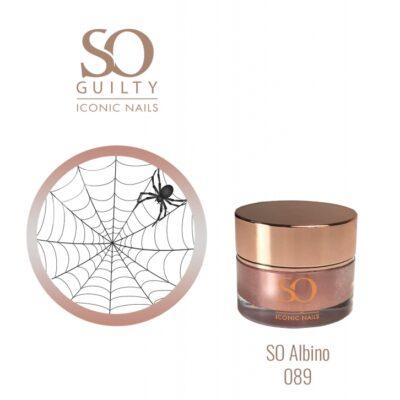SO GUILTY 089 Spidergel Albino