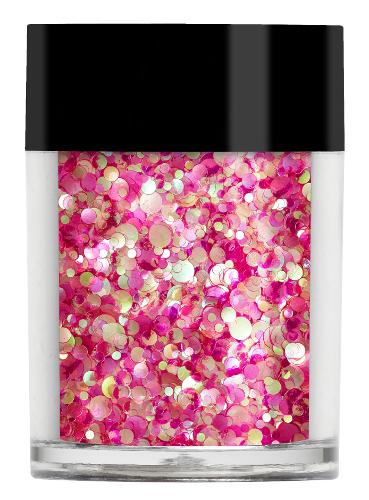 Lecenté Chunky Glitter Flamingo - 8 gr