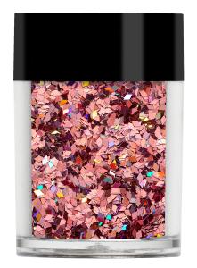Lecenté Dazzling Diamonds Roze Holographic 8 gr.