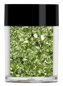 Lecenté Irregular Glitter Green 8 gr.