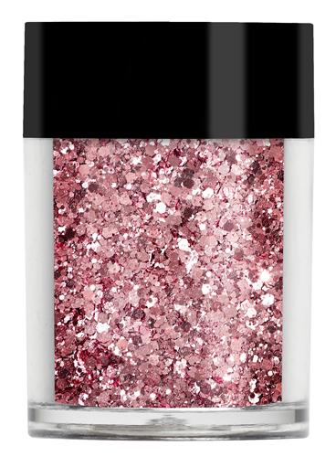 Lecenté Multi Glitz Glitter New York Pink 8 gr.