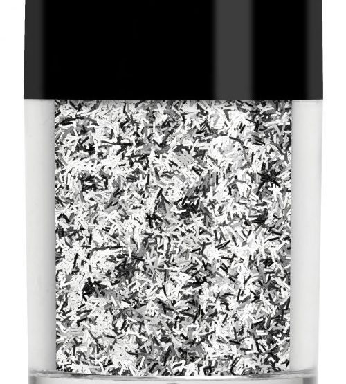 Lecenté Strands Glitter Silver 8 gr.