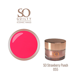 SO GUILTY Color Gel 055 Strawberry Punch