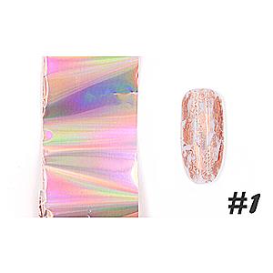 SO GUILTY Folie Chrome Shimmering Copper #1