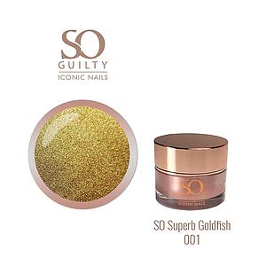SO GUILTY One Stroke Gel 001 Goldfish