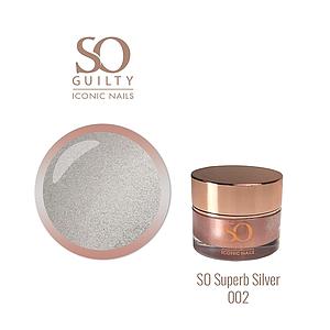 SO GUILTY One Stroke Gel 002 Silver