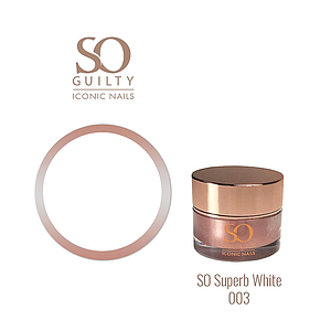 SO GUILTY One Stroke Gel 003 White