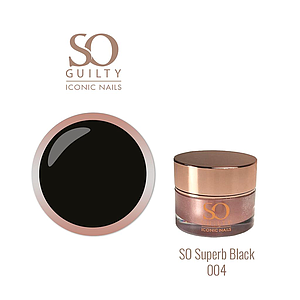 SO GUILTY One Stroke Gel 004 Black