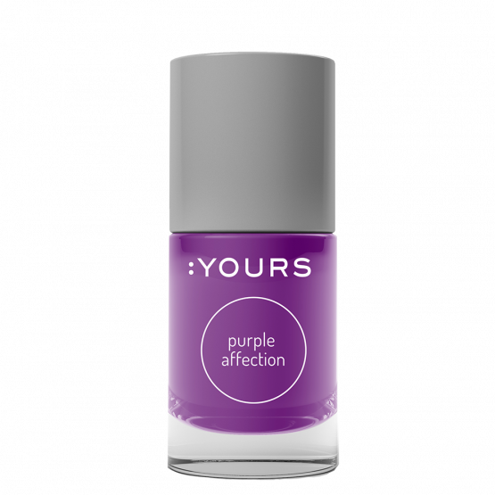 YOURS Stempellak 007 Purple Affection 10 ml