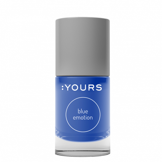 YOURS Stempellak 008 Blue Emotion 10 ml