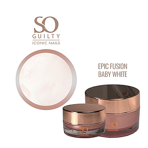 SO GUILTY Epic Fusion Gel Baby White
