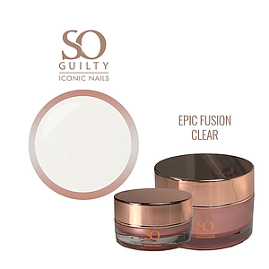 SO GUILTY Epic Fusion Gel Clear