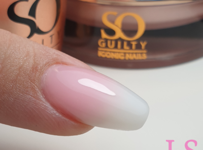SO Guilty Epic Fusion Gel Babyboom Baby Pink & Baby White