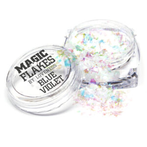 LoveNess Glitters Magic Flakes Blue Violet