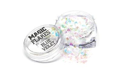 LoveNess Glitters Magic Flakes Blue Violet