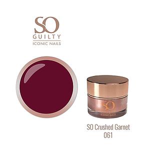 SO GUILTY Color Gel 061 Crushed Garnet