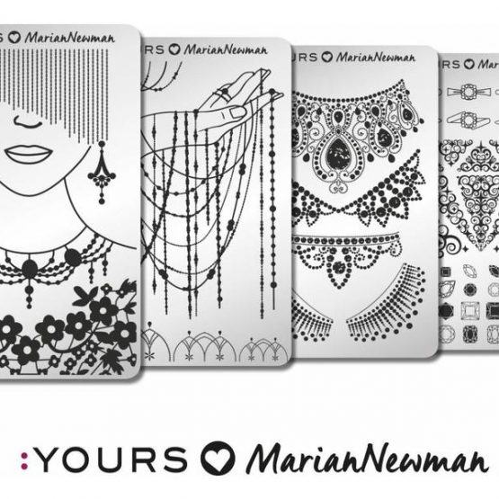 YOURS Loves Marian Newman