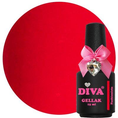 Diva Rode Gellak