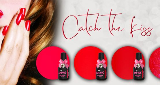 Diva Gellak Catch The Kiss Collection