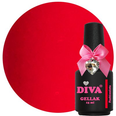 Diva Gellak Fashionista 15 ml