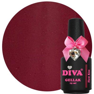 Diva Gellak First Kiss 15 ml.