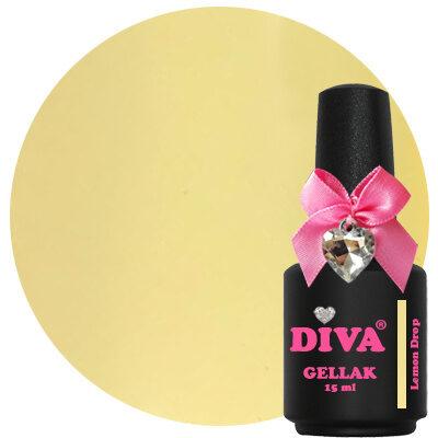 Diva Gellak Lemon Drop 15 ml