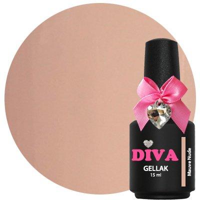 Diva Gellak Mauve Nude 15 ml