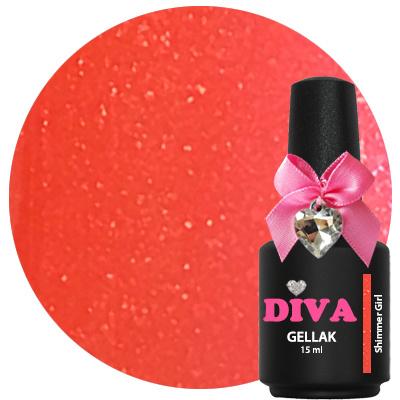 Diva Gellak Shimmer Girl 15 ml