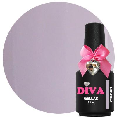 Diva Gellak Sweetheart 15 ml .