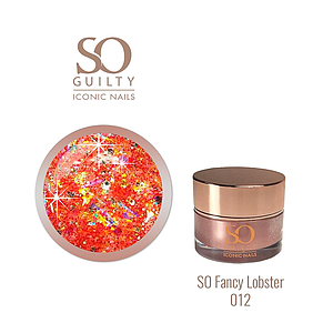 SO GUILTY Color Gel 012 Fancy Lobster