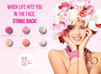 SO GUILTY Color Gel Think Pink Kit #1