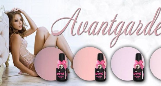 Diva Gellak Avantgarde Collection 4 x 15 ml