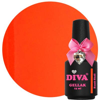 Diva Oranje Gellak