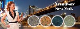 Diamondline Broadway New York Collectie