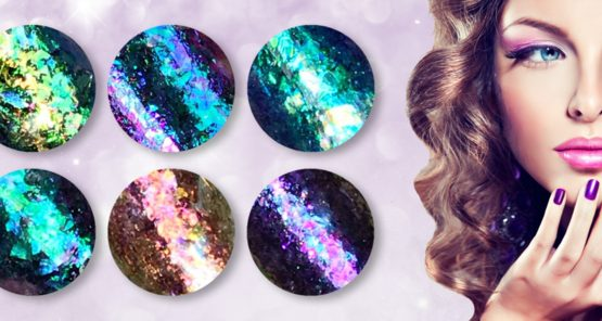 Crystal Flakes Collectie