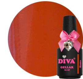 Diva Gellak Pumpkin Sienna 15 ml