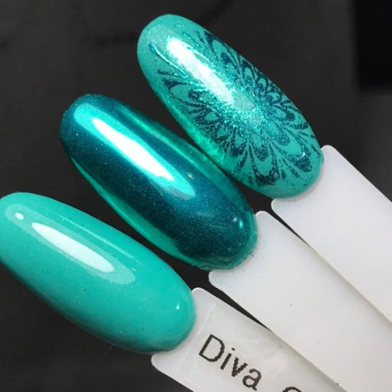 Diamondline Chrome Aqua