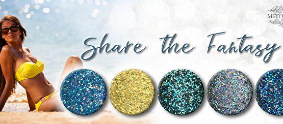Diamondline Share The Fantasy Collectie