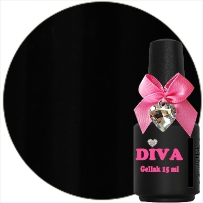 Diva Gellak Amazing Black 15 ml
