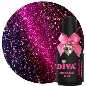Diva Gellak Cherry Skies 15 ml.