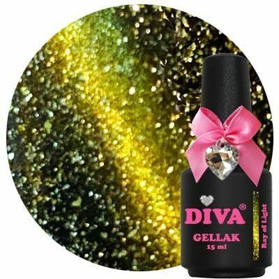 Diva Gellak Ray Of Light 15 ml.